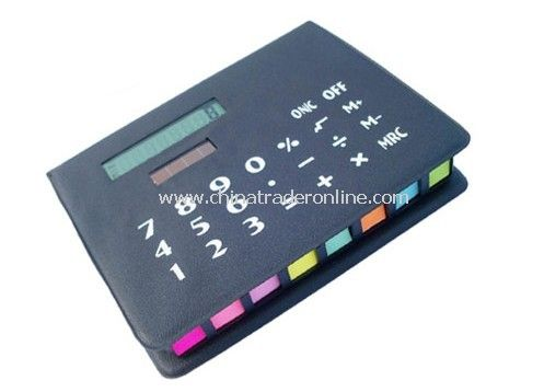 Memo Holder with Calculator from China