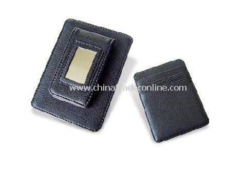 Money Clip/Credit Card Holder