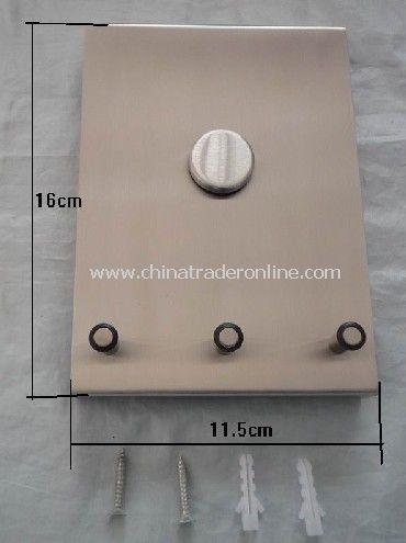 Stainless Steel Key Board /Memo Board