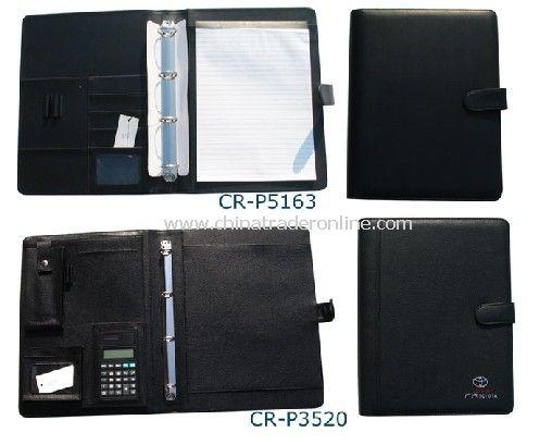 Zip Portfolios / File Folder / Padfolios