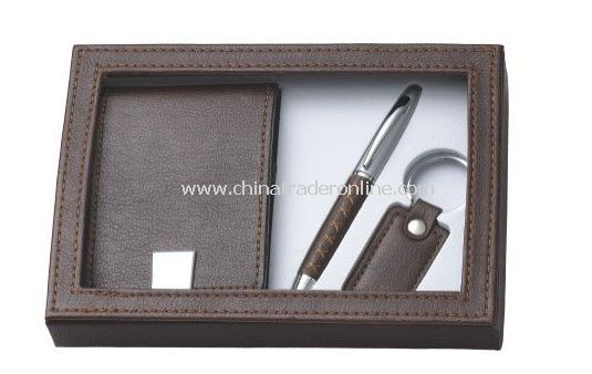 Gift Set Wallet ,Pen , Keychain