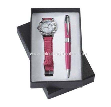 Gift Set With Watch, Ball
