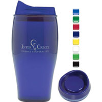 Corn Plastic Travel Tumbler