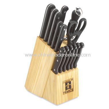 Cuisine De France 15-Piece Cutlery Set