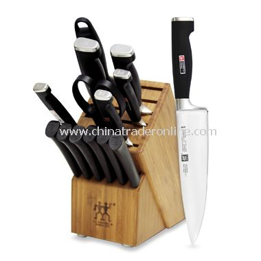 Henckels Four Star II 15-Piece Knife Block Set