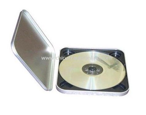 CD Tin Box