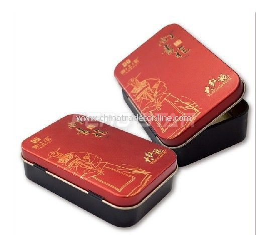 Gift Tin With Hinge/Gift Box