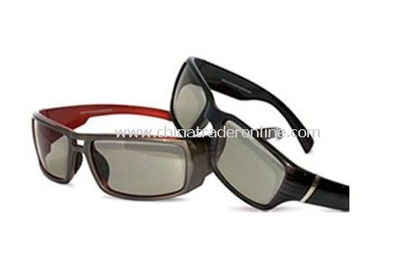 Stereoscopic 3D Glasses