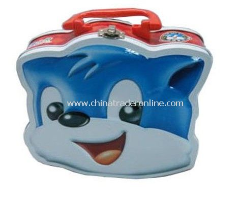 Tin Lunch Box from China