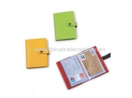 Credit Card Holder from China