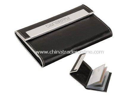 Leather Credit Card Holder from China