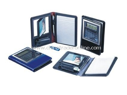 Multifunctinal Organizer Notebook