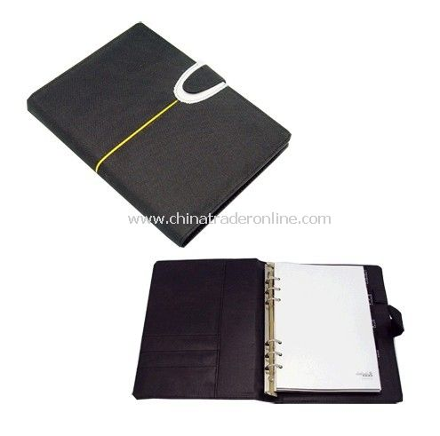Organizer Notebook, File Folder, Planner, Portfolio