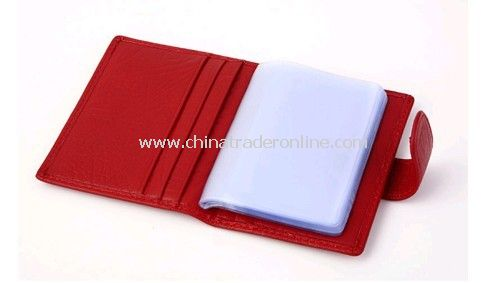 PU Credit Card Holder from China