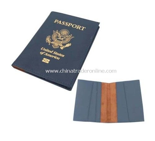 PU Passport Cover