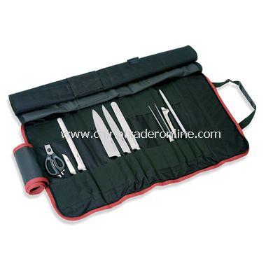 9-Piece Cutlery Roll Bag