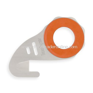 Finger Gut Hook - Orange