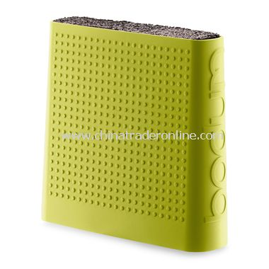 Bistro Knife Storage Block - Green