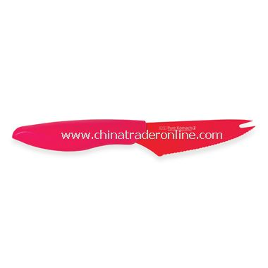Tomato/Cheese Knife Model AB2204 - Red