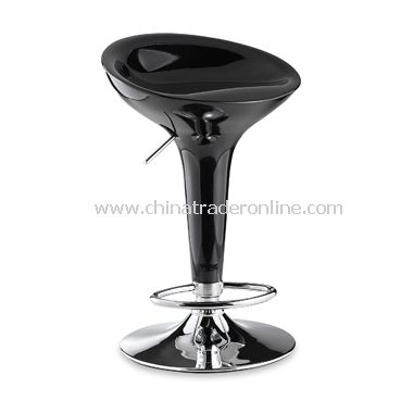 Adjustable Airlift Cone Stool