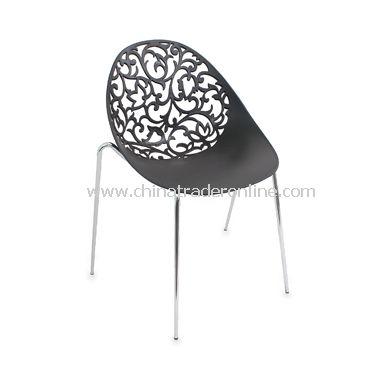 Dahlia Black Chairs (Set of 2)