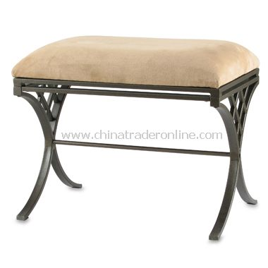 Emery Vanity Stool from China