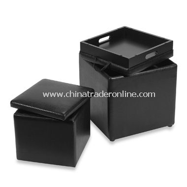 outside wooden storage bin for garbage cans