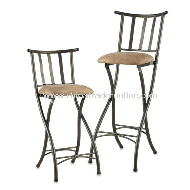 Folding Stools with Back