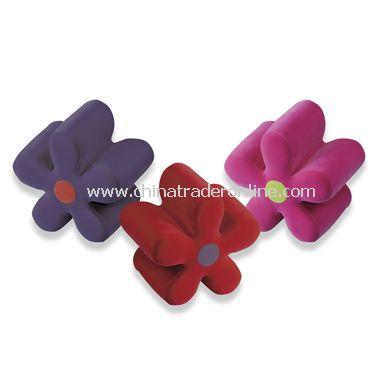 Mini Plush Flower Ottomans
