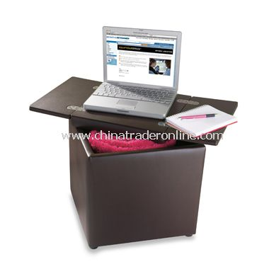 Multi-Functional Ottoman - Faux Leather from China