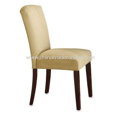 Parson Microsuede Chair