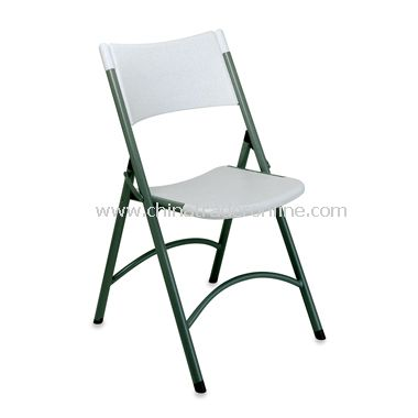Resin Folding Chairs (Set of 4)
