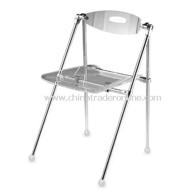 Telescoping Clear Chair