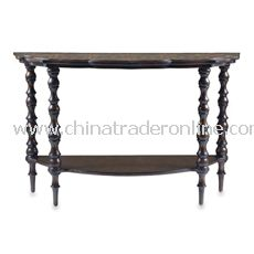 Antique Shoppe Sofa Table from China