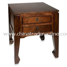 B. Smith Nepal End Table from China