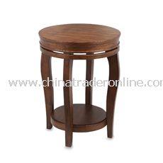 Bennett Side Table Walnut Finish