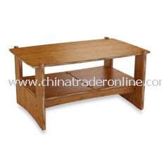 Legare Bamboo Coffee Table