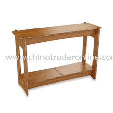 Legare Bamboo Sofa Table