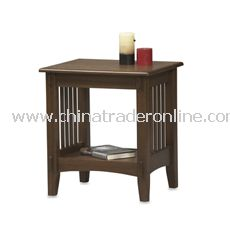 Linon Mission Style Side Table from China