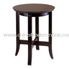 Toby Round End Table from China