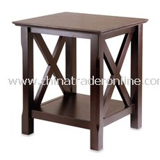 Xola End Table from China