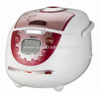 Microcomputer Control Rice Cooker