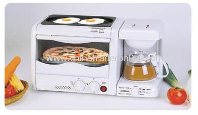 Smart Breakfast Maker Four-in-One from China