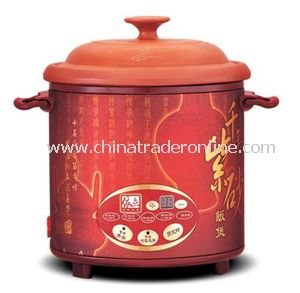 Crockery Pot Rice Cooker