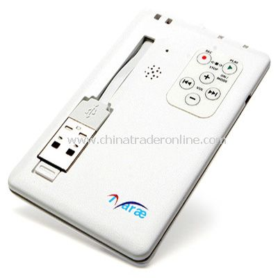 Ultra Thin Digital Voice Recorder
