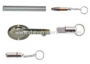 Cigar Cutters, Cigar Tube, Ashtray
