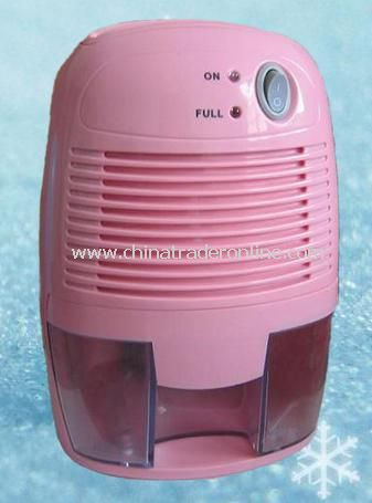 Mini Dehumidifier Pink
