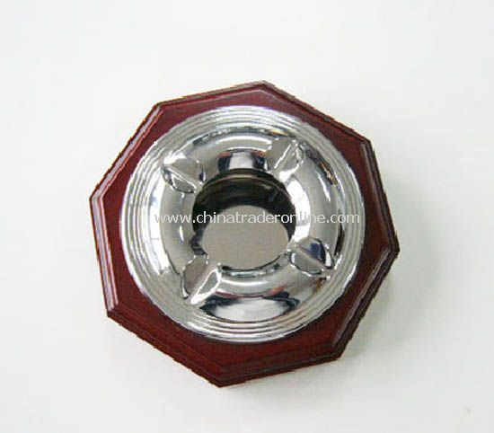 Polygon Smoking Cigar Ashtray