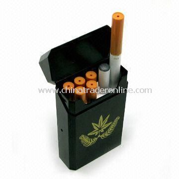 Cigarette Case for Electronic Cigarette, No Danger of Secondhand Smoking
