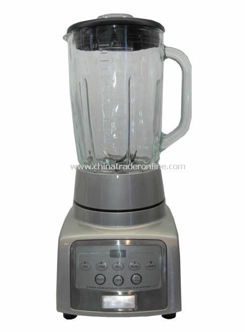 Deluxe Blender with Electronic Control from China